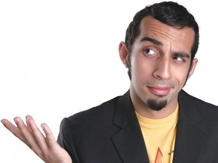Vivek mahbubani stand up comedian profilephoto