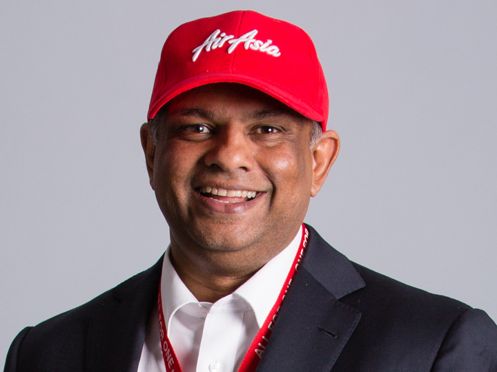 Tony fernandes ceo airasia profilephoto