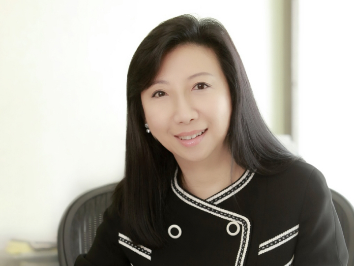 Cecilia ho president lee hysan foundation profilephoto